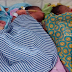 Photos: Jobless Nigerian Graduate Welcomes A Set Of Triplets (Must See)