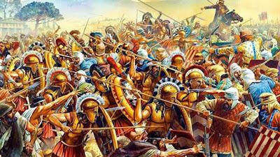 Η Μάχη των Πλαταιών – Οι Έλληνες εξαφανίζουν την περσική απειλή