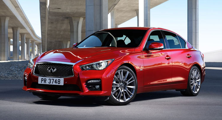2016 infiniti q50 launches with new 400 hp twin turbo v6. Black Bedroom Furniture Sets. Home Design Ideas
