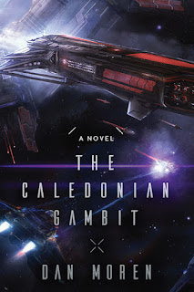 Interview with Dan Moren, Author of The Caledonian Gambit