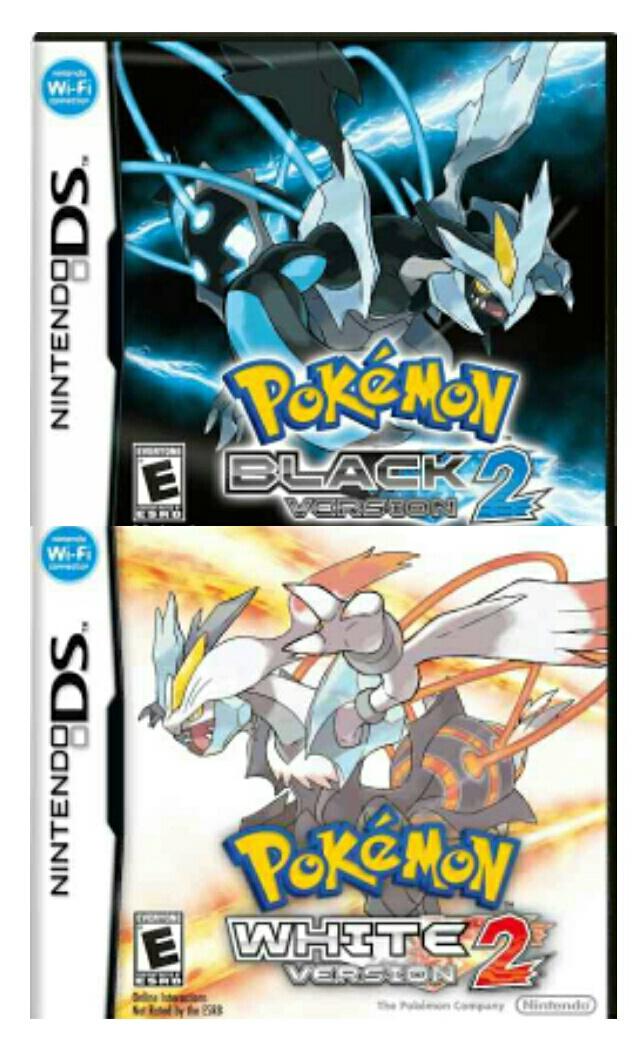 pokemon black and white 2 computer game download