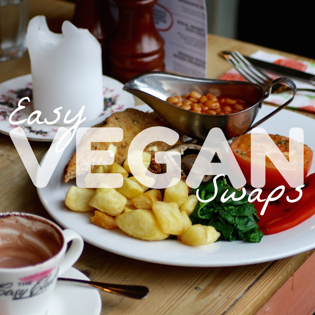 vegan meal ideas alternatives easy