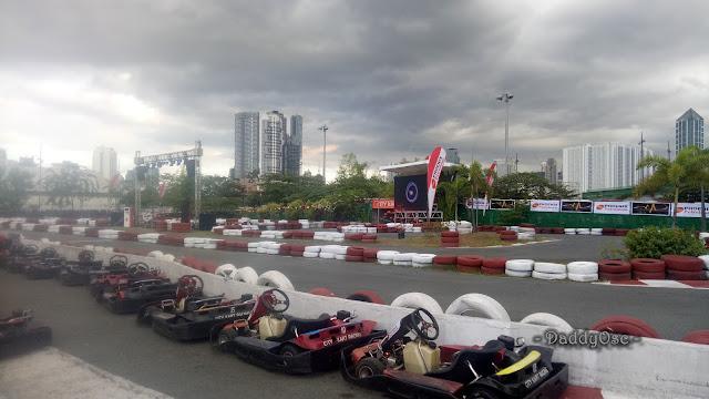 City Kart Racing at Circuit Makati