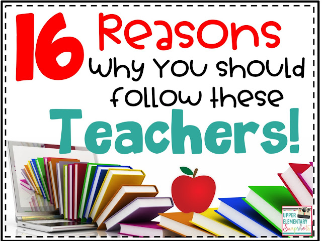 16 reasons why teachers
