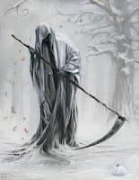 حوار مع ملك الموت
