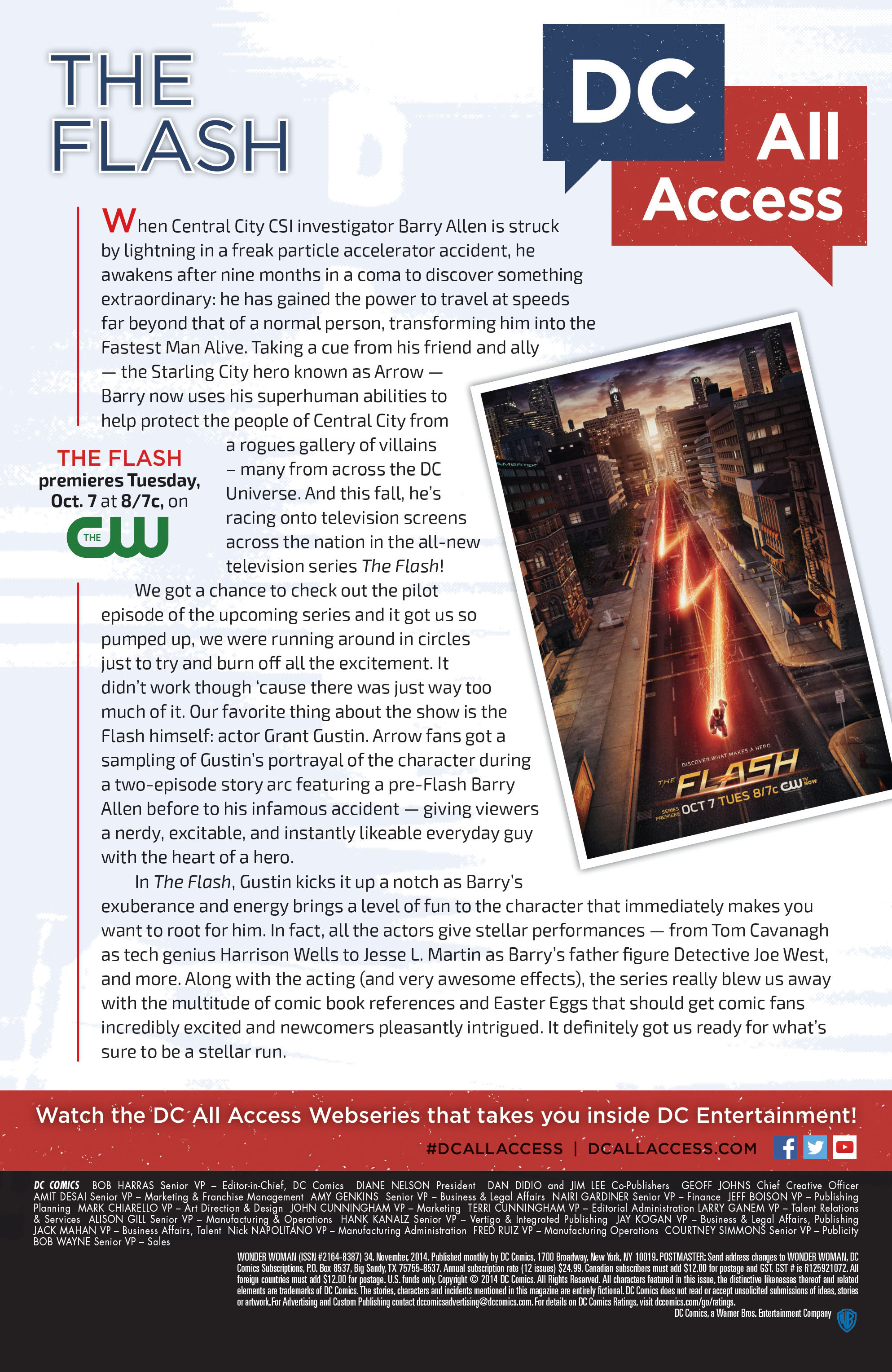 Read online Wonder Woman (2011) comic -  Issue #34 - 23