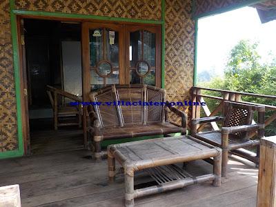 sewa villa murah di daerah ciater