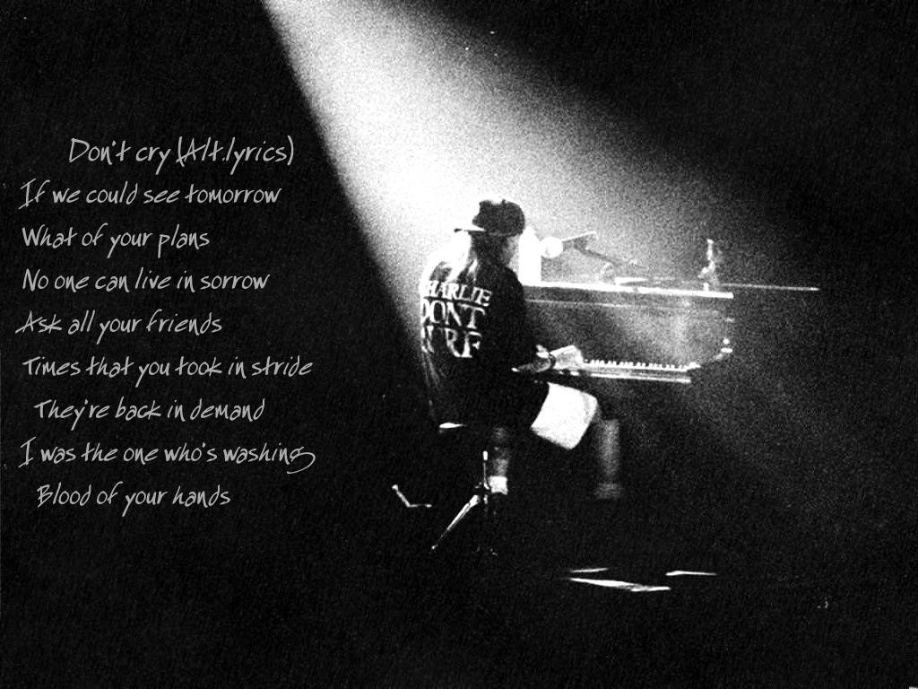 Life Is Like A Piano Quote Wallpaper Guns N Roses Quotes Quotesgram