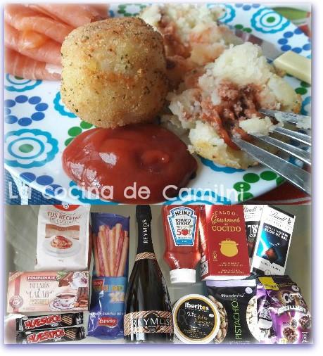 Bombas de patatas (La cocina de Camilni)