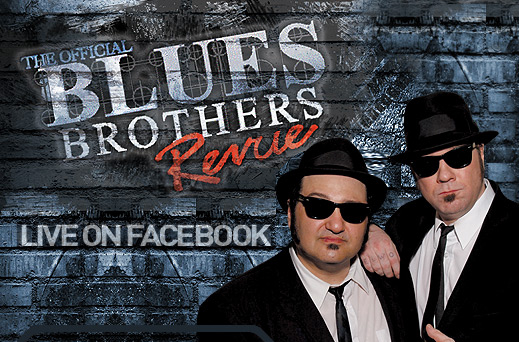 Members of the Original Blues Brothers Band to Reunite