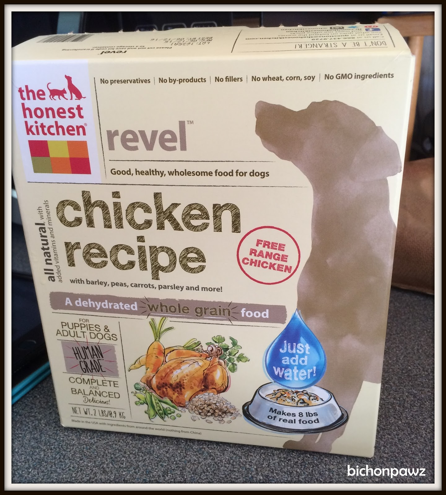 honest kitchen dog food reviews home depot cabinet hardware bichonpawz simply the best