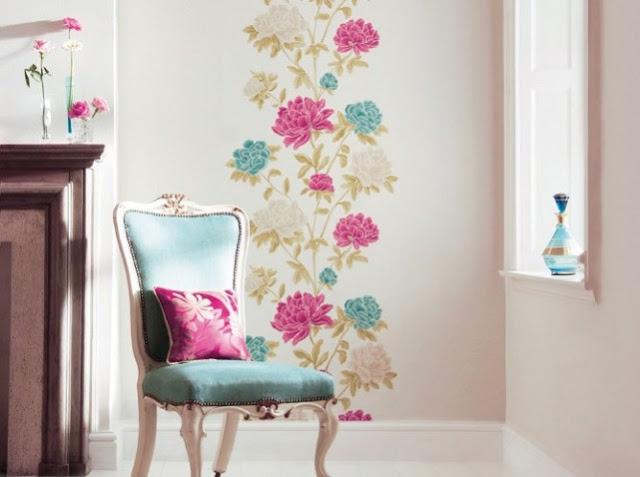 Atmosph re demeure le blog le papier peint c - Papeles pintados la maison ...