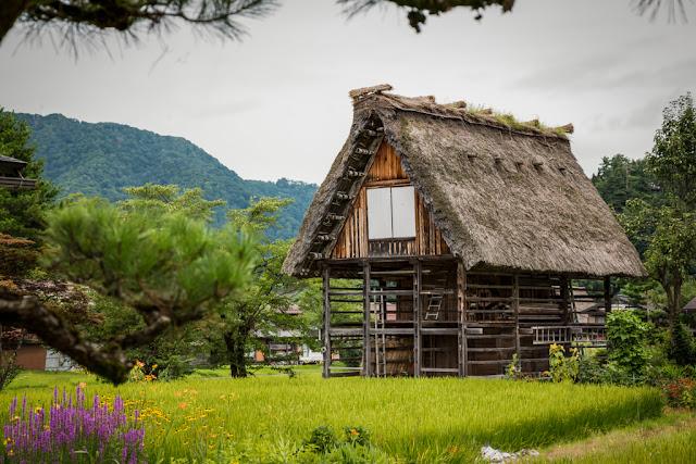 Shirakawago :: Canon EOS5D MkIII | ISO100 | Canon 24-105@73mm | f/7,1 | 1/60s