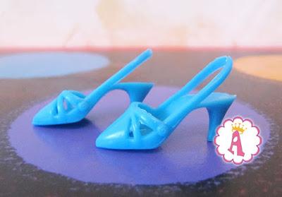 Красивая обувь для Sindy doll