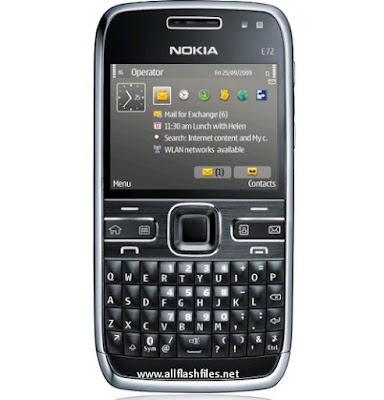 Nokia E72 RM-530 Flash File/Firmware Consist On MCU+PPM And
