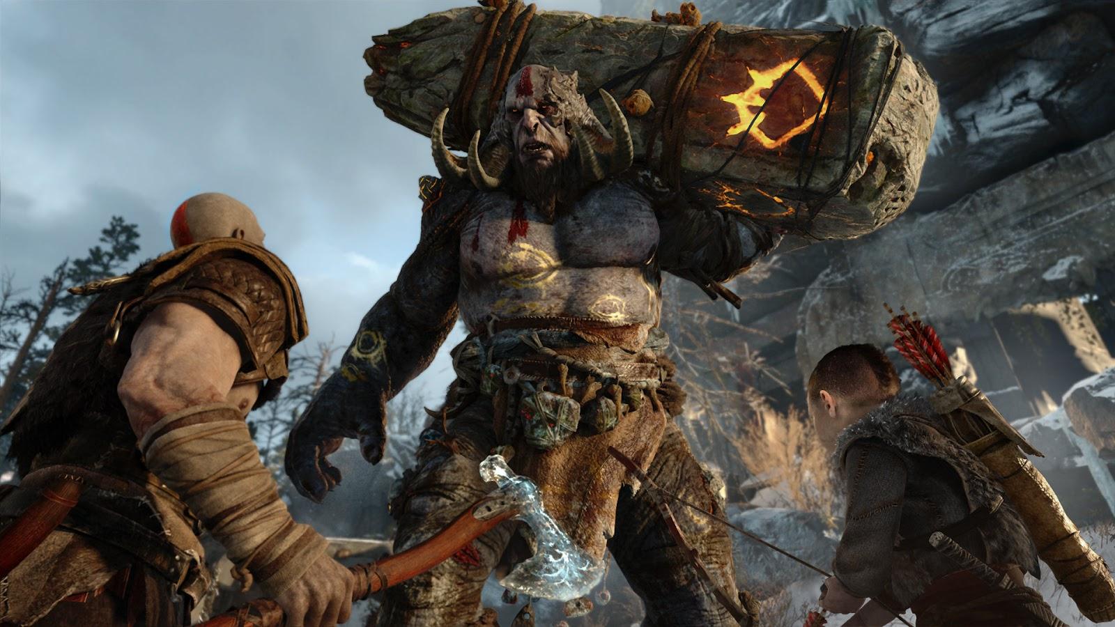 God of War comparte nueva información, un desarrollo que tritura emocionalmente