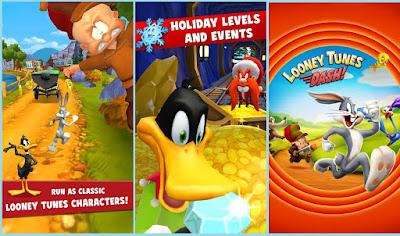 Looney Tunes Dash! v1.75.08 Mod Apk (Versi Terbaru)