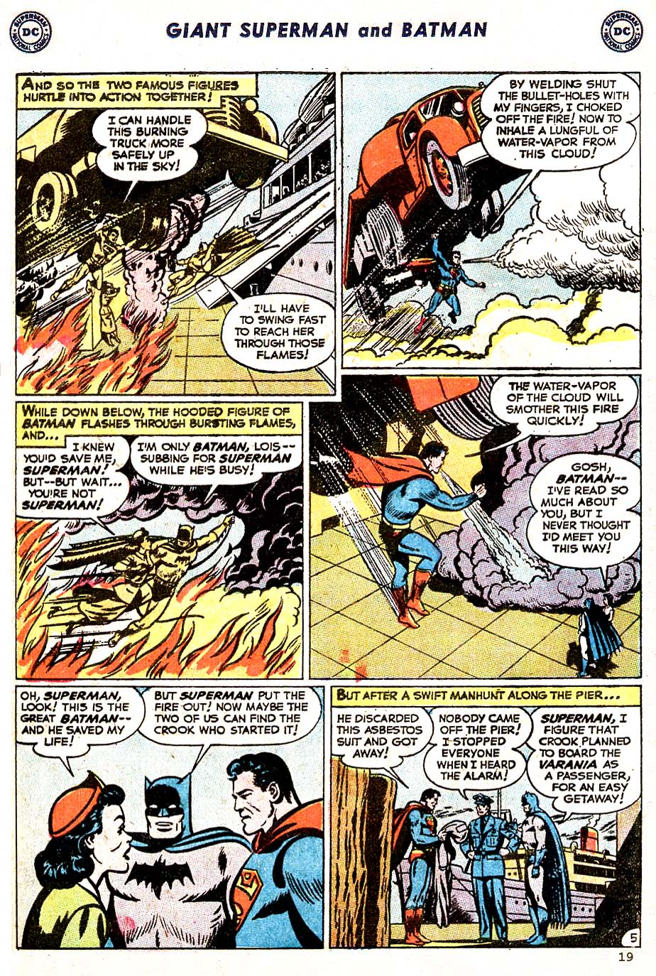 Read online World's Finest Comics comic -  Issue #179 - 21