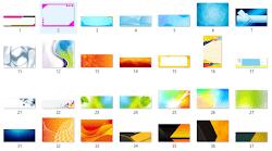 Kumpulan 50+ Gambar Background Spanduk / Banner Keren Untuk Desain