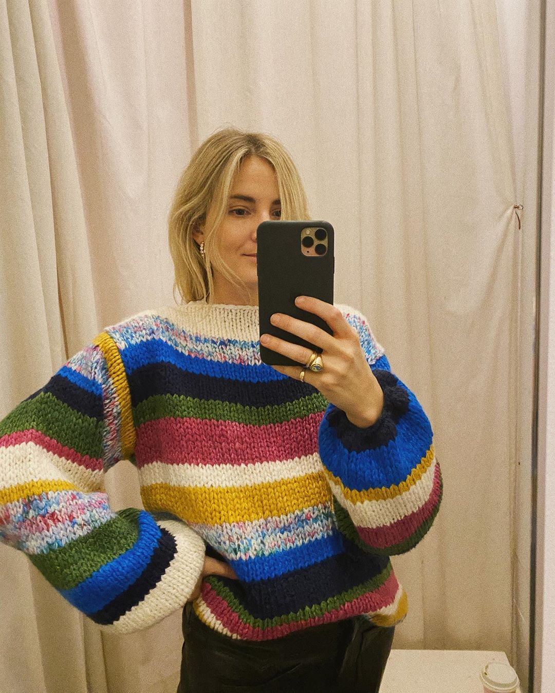 10 Colorful Sweaters to Brighten Your Mood While Working From Home