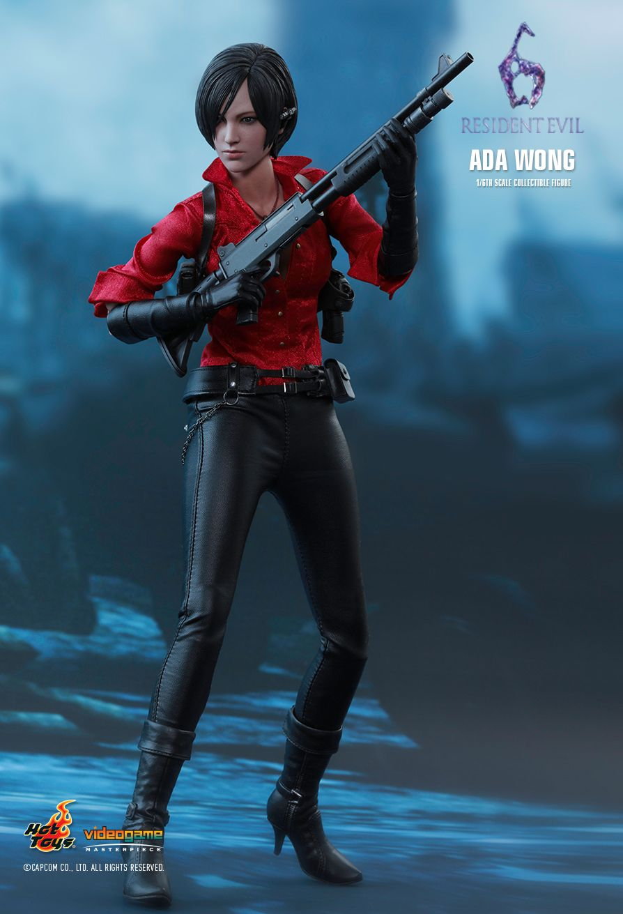 Toyhaven Incoming Hot Toys 1 6th Scale Resident Evil 6 Ada Wong 12 Inch Female Collectible Figure