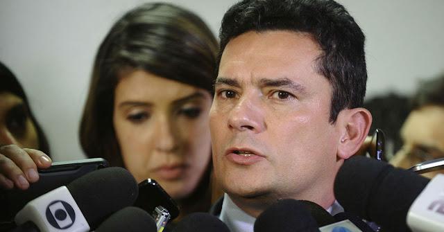 """Decreto que facilita o porte de armas """"reflete a posição das urnas"""", diz Sérgio Moro"""