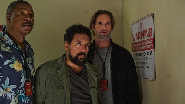 COLONY - #RewatchTime    1x04  Blind Spot