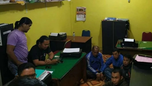 Diduga Manipulasi Data Pleno, 4 Anggota PPK Jambi Ditangkap Polisi