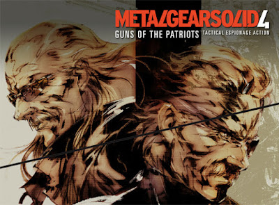 Metal Gear Solid 4 Guns of the Patriots Download for PC