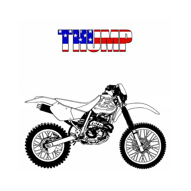 Make America Urban Enduro again...