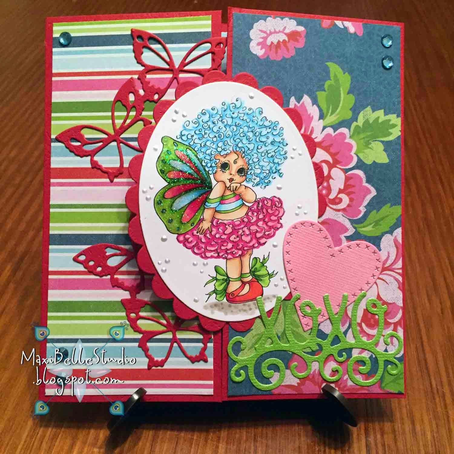 Scrapbook Stamp Society My Besties img076
