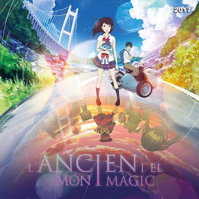 L'Ancien i el món màgic - [2017]