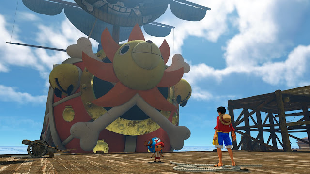 ONE PIECE World Seeker Pc Full imagenes