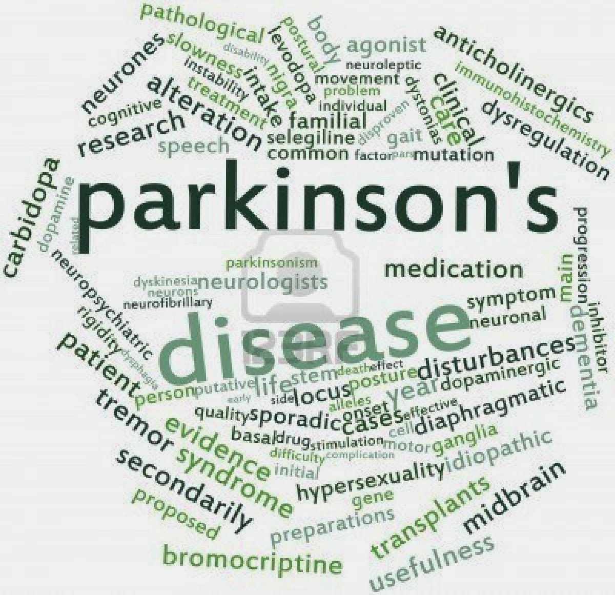8 Common Treatments for Parkinson's Disease