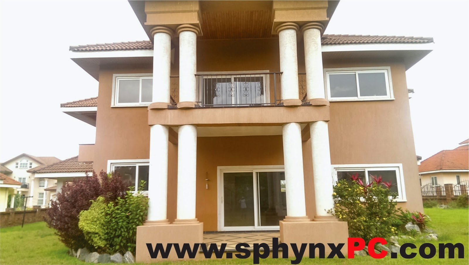 Best houses in ghana for Big houses for low prices