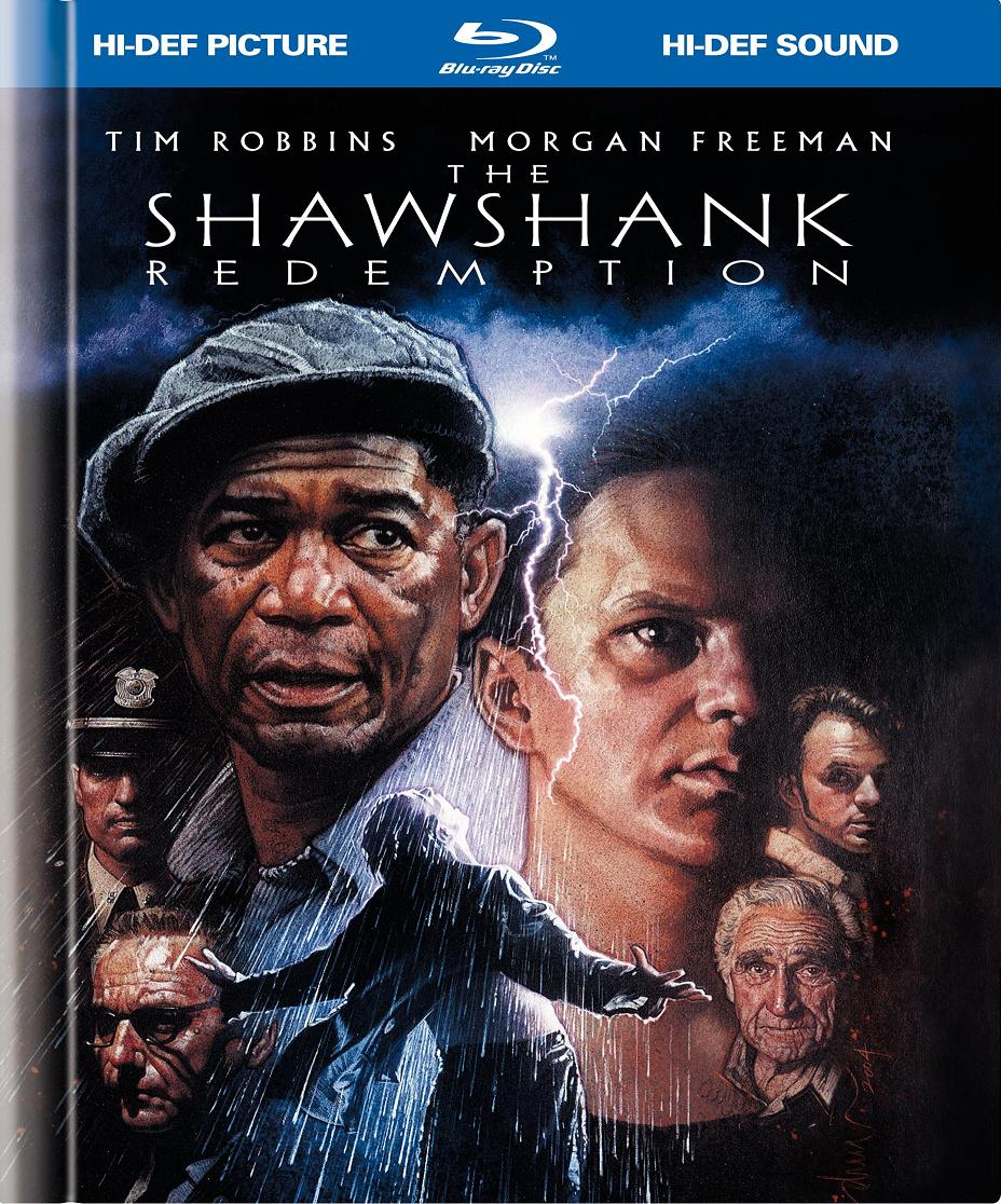 shawshank redemption essay institutionalisation