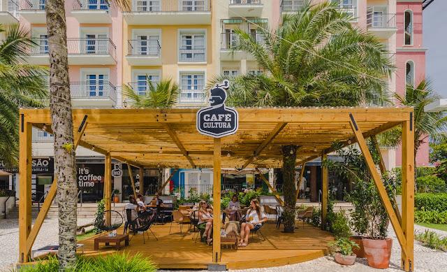 Café Cultura-Falando de Turismo
