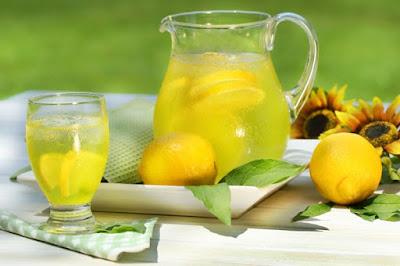 Jugo-de-limon, Bebidas para adelgazar, jugos para adelgazar