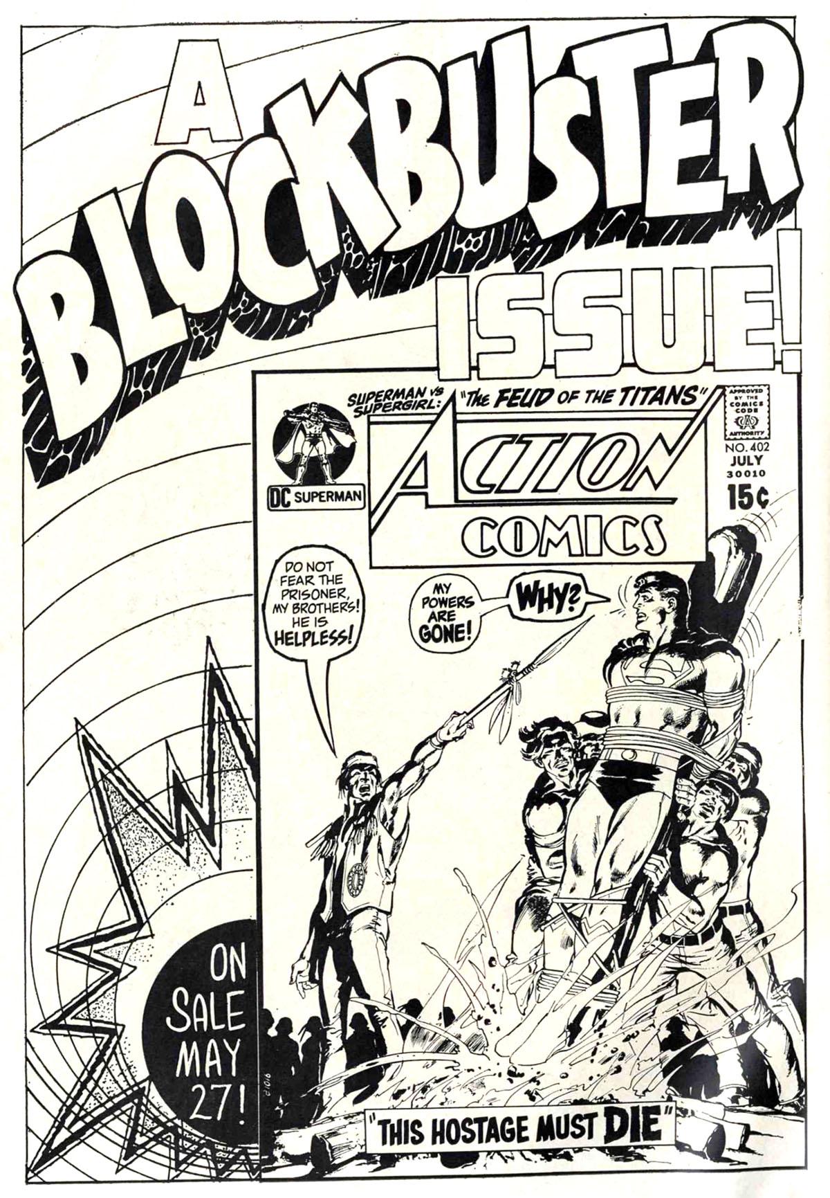 Detective Comics (1937) 413 Page 1