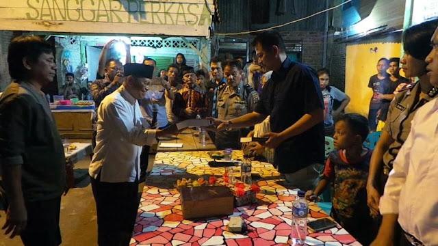 Berantas Narkoba, Polresta Medan Segera Duduki Kampung Aur Sekitarnya