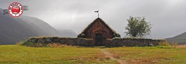 Grafarkirkja, Islandia