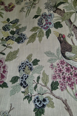Sewing Room Curtains!