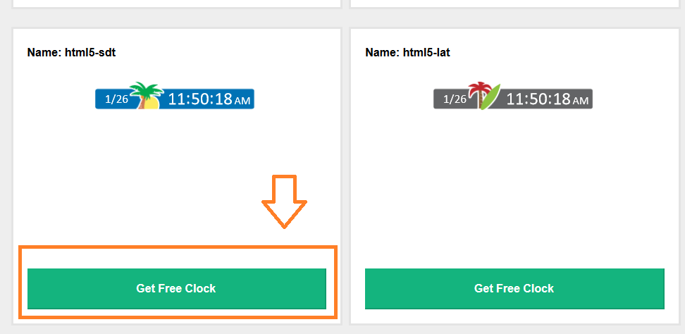 How To Show Clock Widget In Blogger or Website? | Blogger Tips