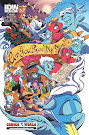 My Little Pony Friendship is Magic #9 Comic Cover Comics World Variant