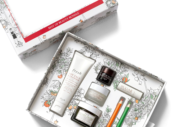 Fresh Best Of Beauty Bundle Review Photos 2017 Gift Sets