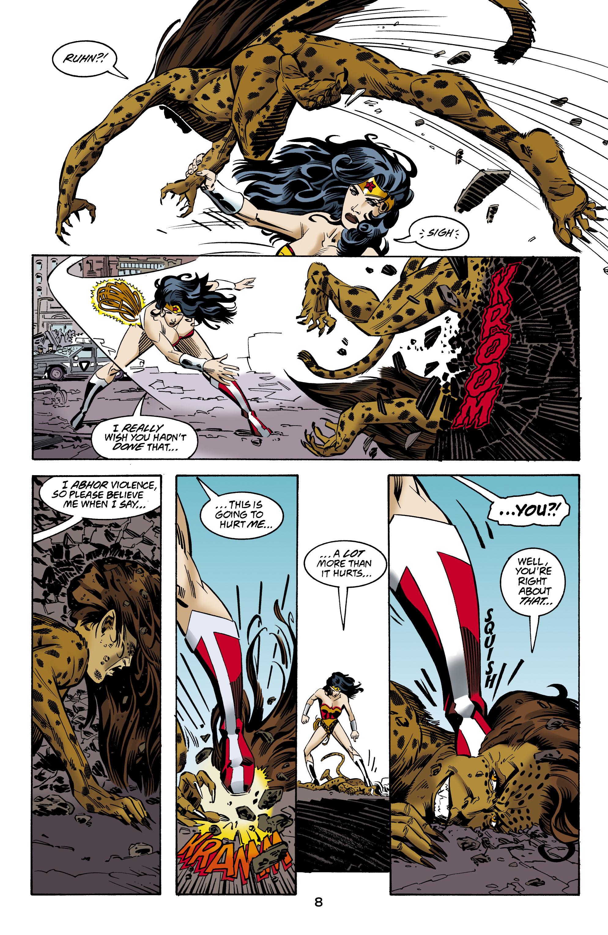 Read online Wonder Woman (1987) comic -  Issue #160 - 9