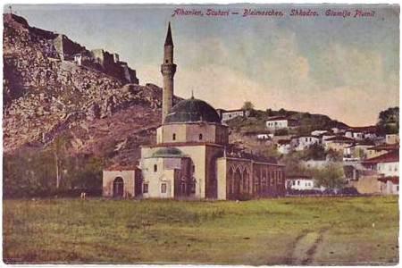 Xhamia e Plumbit Shkodër