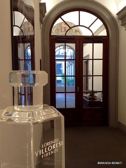 Firenze Boutique Lorenzo Villoresi