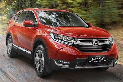 Review Dan Harga Honda CRV Semua Tipe