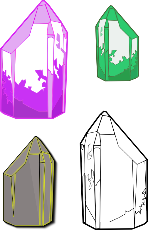 https://openclipart.org/detail/195838/quartz-crystals